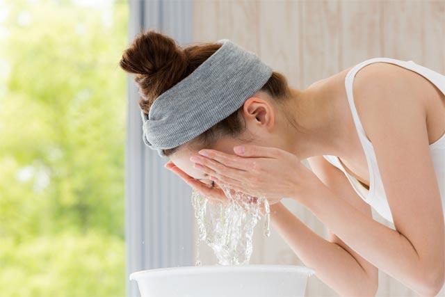 ライスフォース 洗顔